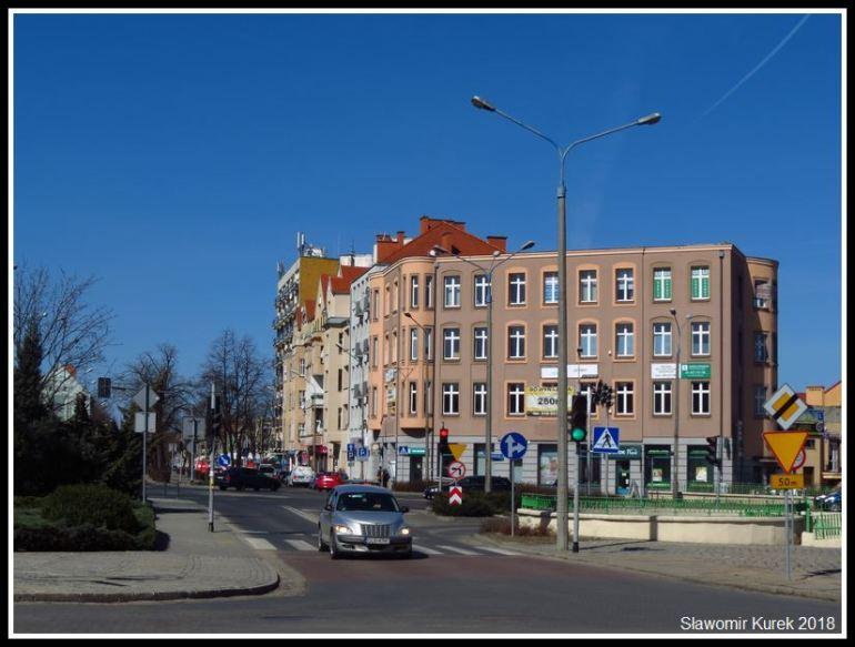 Głogów - Grodzka, al. Wolności