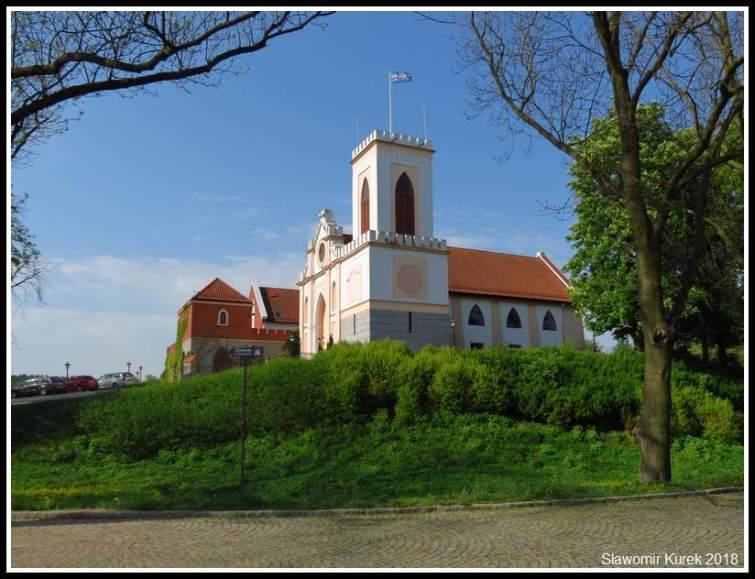 Gostynin - zamek 2