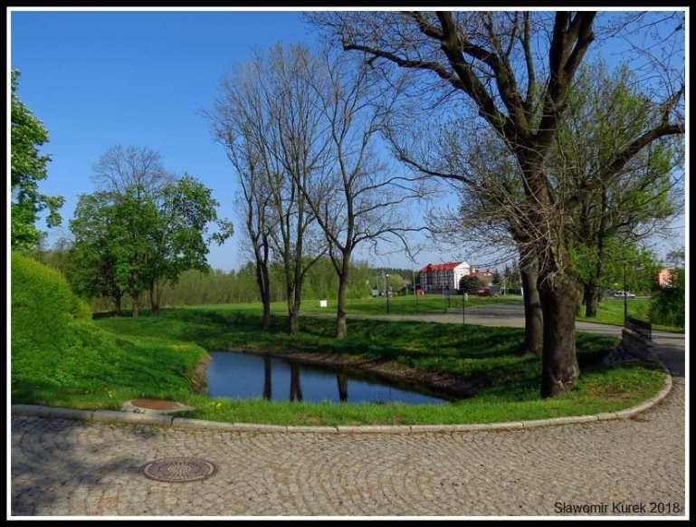 Gostynin - okolice zamku 1