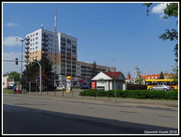 Włocławek - Plac Wolności 4