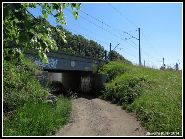 Legnica - wiadukt kolejowy 1,7m