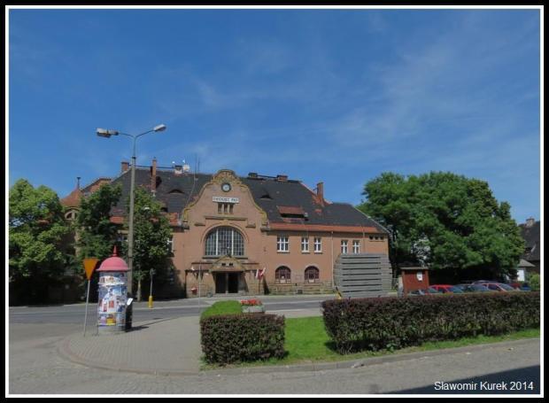 Chojnów - stacja PKP 1