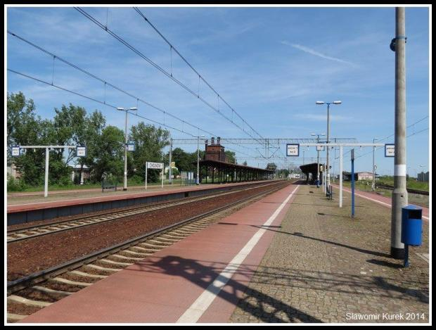 Chojnów - stacja PKP 3