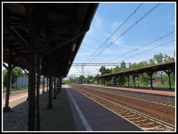 Chojnów - stacja PKP 4
