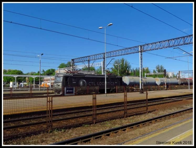 Kutno - peron