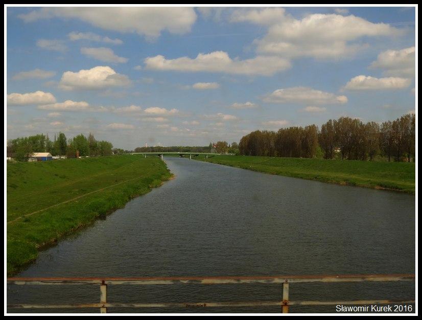 Opole - Kanał Ulgi