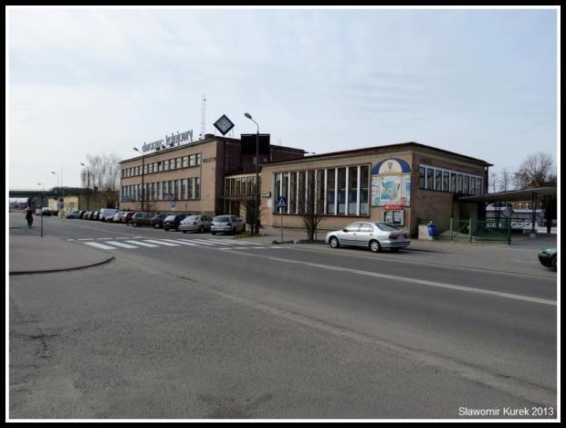 Wolsztyn - budynek dworca PKP 1