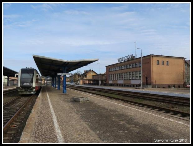 Wolsztyn - peron 2 (1)