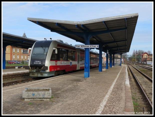 Wolsztyn - peron 2 (2)