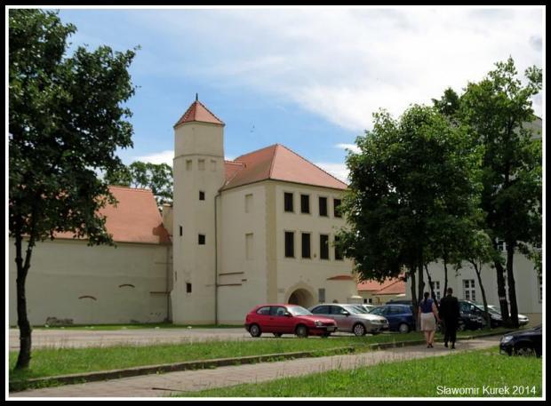 Krosno Odrzańskie - zamek 1