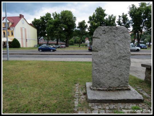 Krosno Odrzańskie - kamień 2