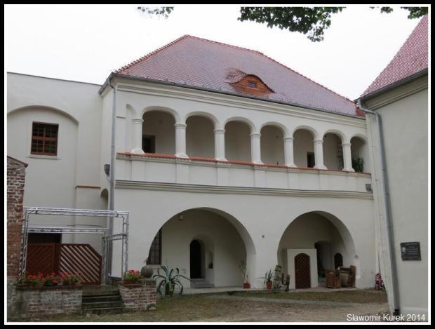 Krosno Odrzańskie - zamek 3