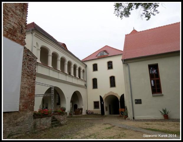 Krosno Odrzańskie - zamek 2