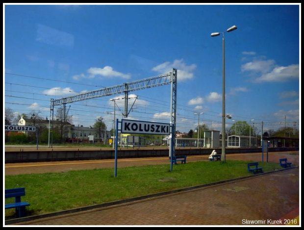 Koluszki - peron (1)