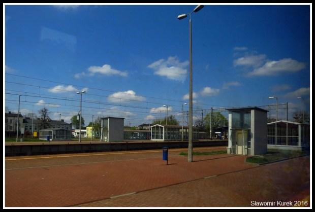 Koluszki - peron (2)