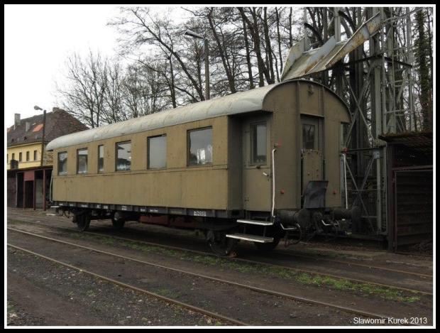 Wolsztyn - wagon typu Bi (1)