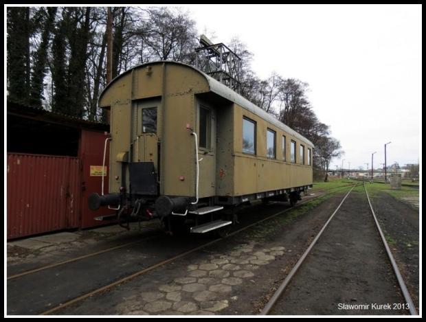 Wolsztyn - wagon typu Bi (2)