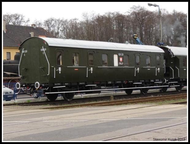 Wolsztyn - wagon typu C (2)