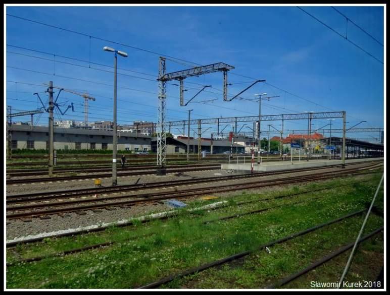 Poznań - perony 1