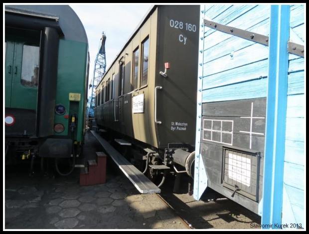 Wolsztyn - wagon typu Cy (1)