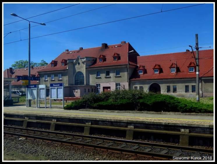 Zbąszynek - stacja i perony 2