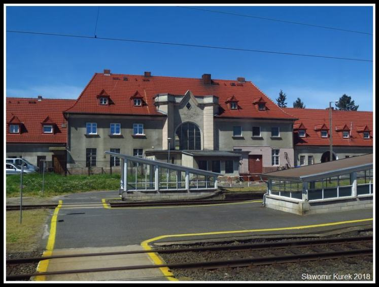 Zbąszynek - stacja i perony 3