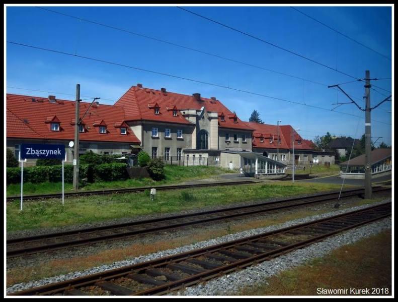 Zbąszynek - stacja i perony 1