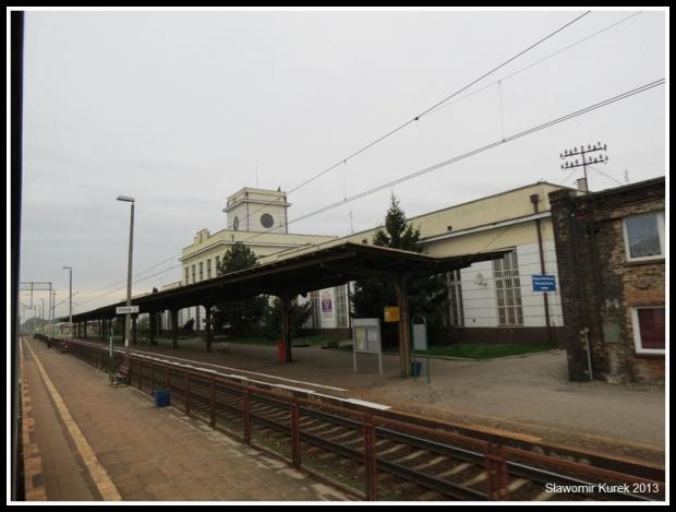 Zbąszyń - stacja kolejowa 2