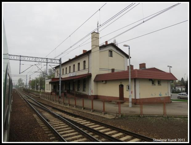 Nowy Tomyśl - dworzec 1