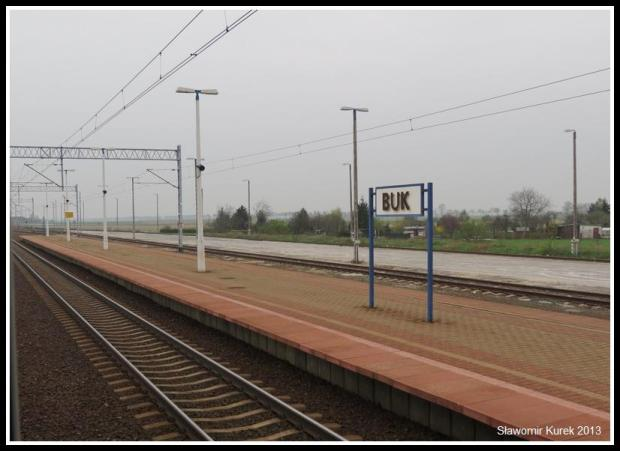 Buk - stacja 1