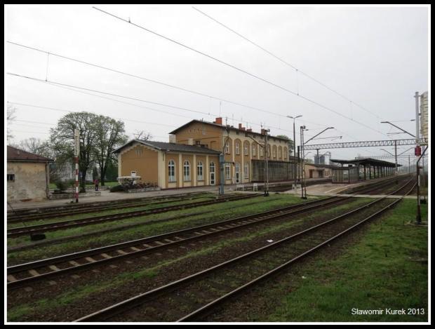 Września - stacja kolejowa