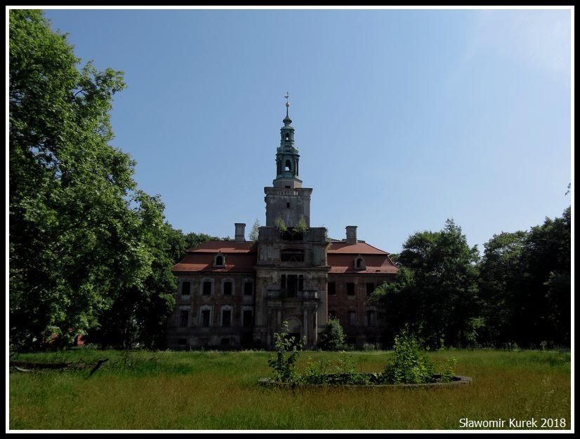 Chocianów - pałac