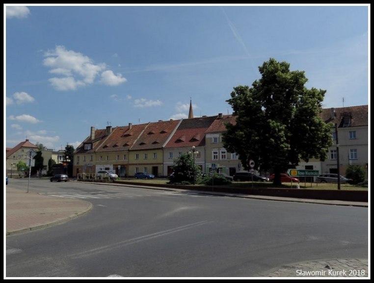 Przemków - Plac Wolności