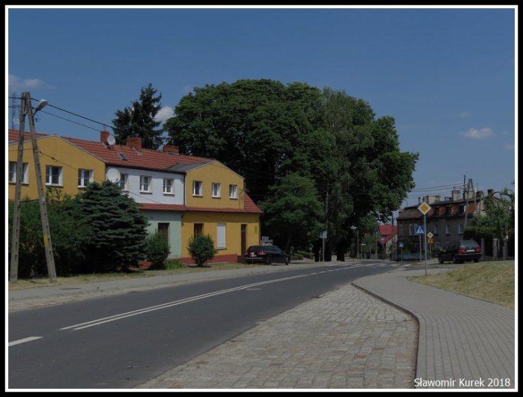 Przemków - Plac Targowy