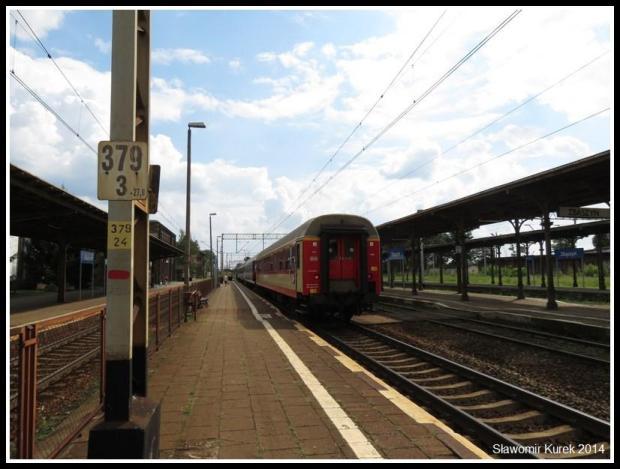 Zbąszyń - perony (1)