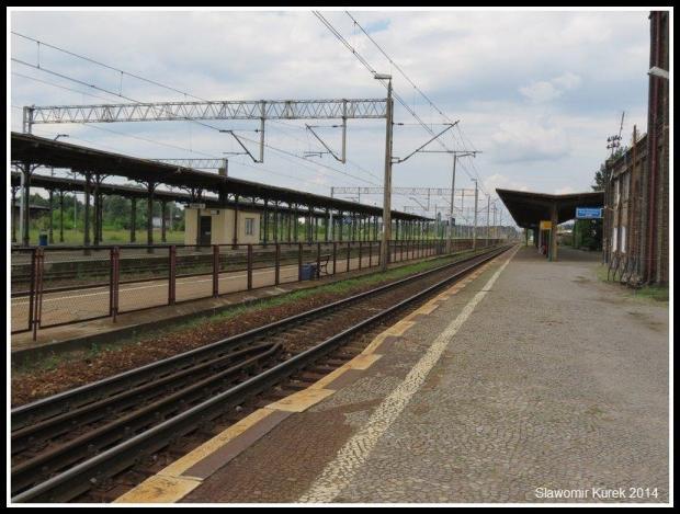 Zbąszyń - perony (3)
