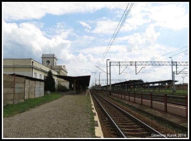 Zbąszyń - perony (2)