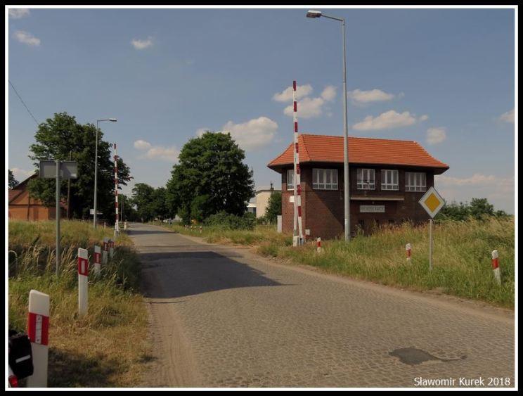 Niegosławice - stacja 7