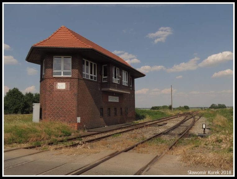 Niegosławice - stacja 8