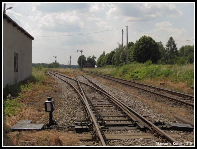 Niegosławice - stacja 9
