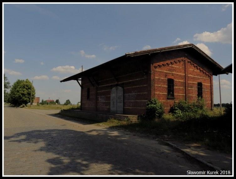 Niegosławice - stacja 4
