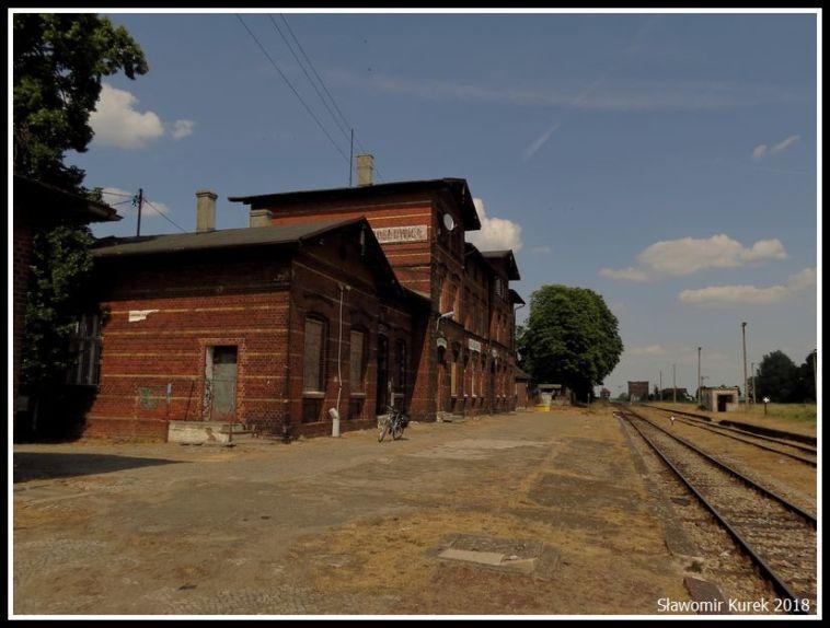 Niegosławice - stacja 2