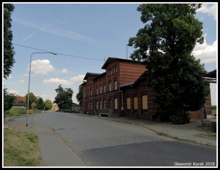 Niegosławice - stacja 1