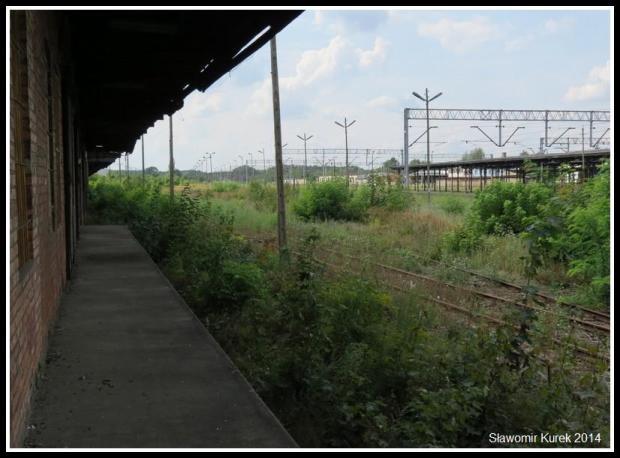 Zbąszyń - magazyn kolejowy 2