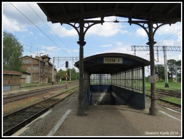 Zbąszyń - peron III (1)