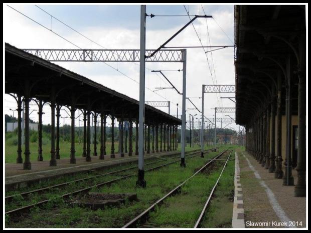 Zbąszyń - peron III (3)