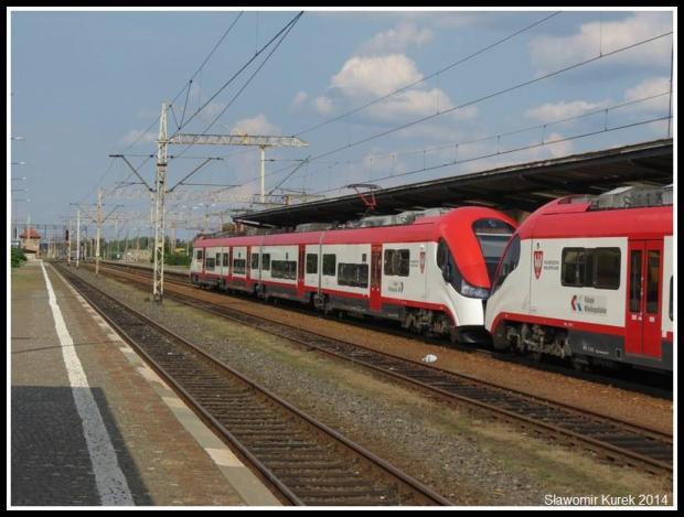 Zbąszynek - na dworcu kolejowym 9