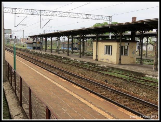 Zbąszyń - stacja kolejowa 4