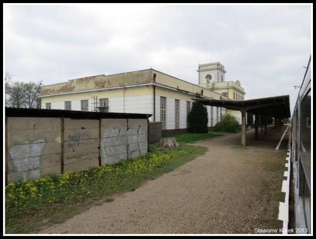 Zbąszyń - stacja kolejowa 7