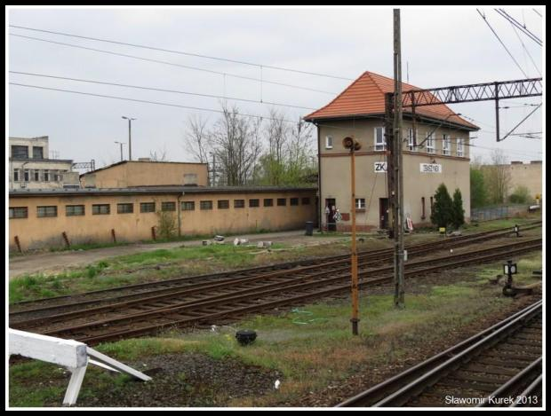 Zbąszynek - stacja PKP (3)